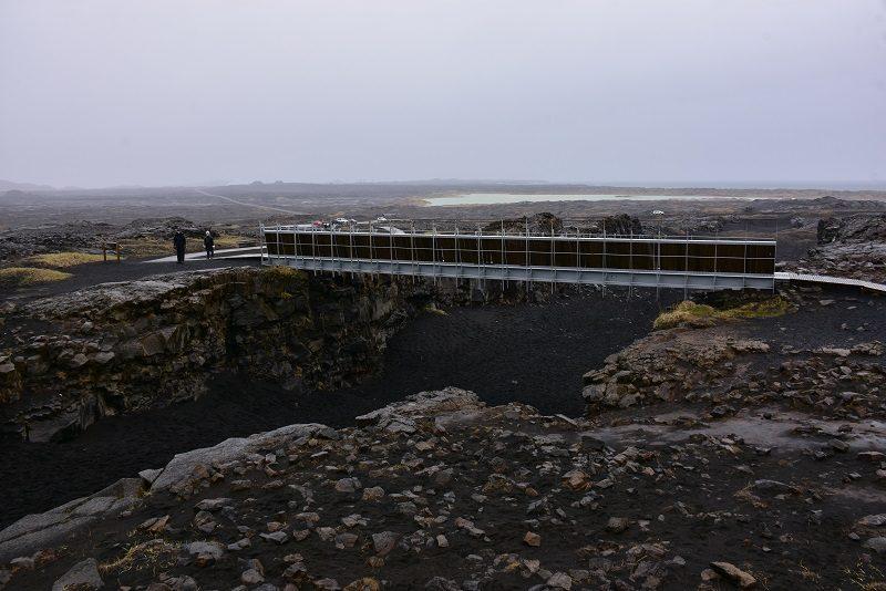 Broen mellem to kontinenter, Reykjanes