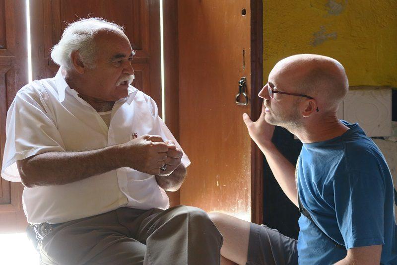 Hyggelig snak, Guanajuato, Mexico