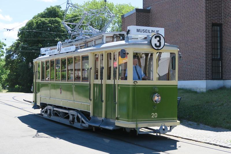 Sporvogn i Malmø