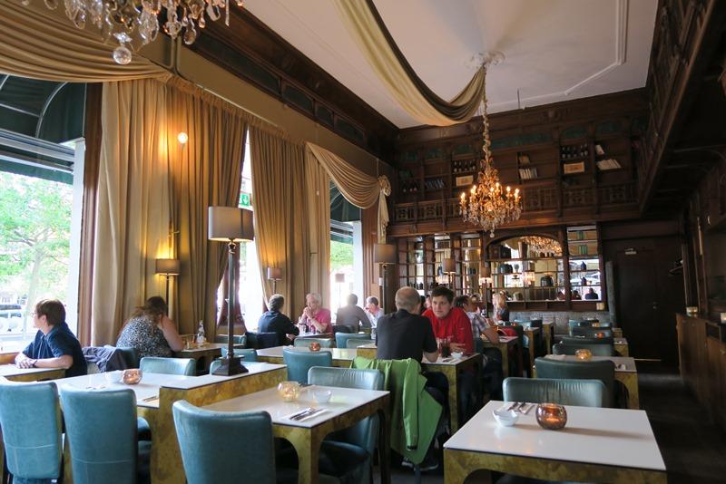 Italiensk restaurant Piccolo Mondo i Malmø