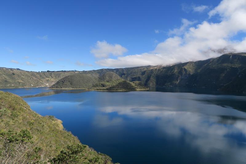 Lago de Cuicocha