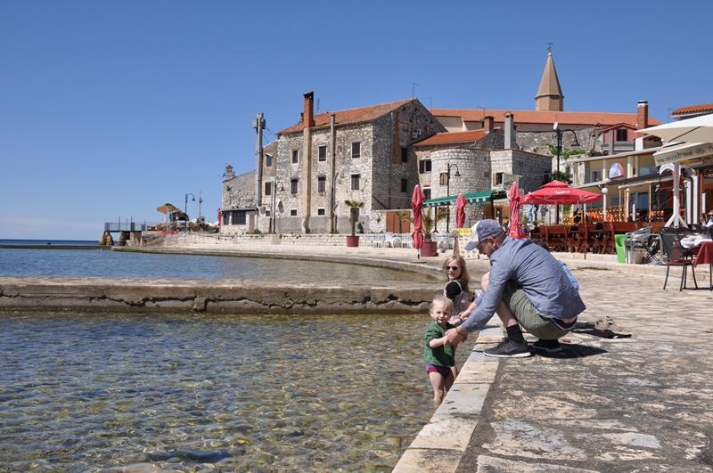 Det er muligt at soppe i Kroatien