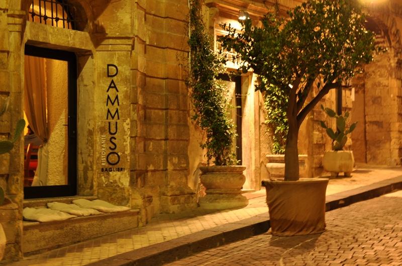 Hyggelige Restaurant Dammuso