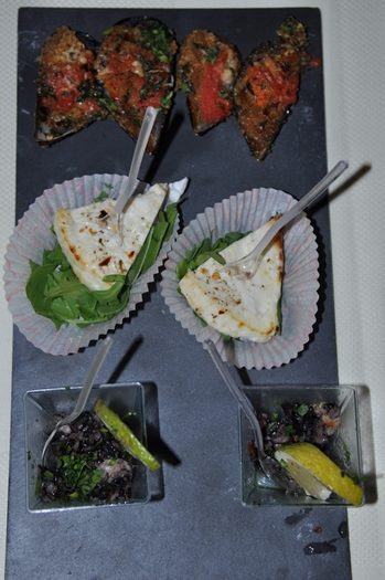 Lækker tapas i Ragusa