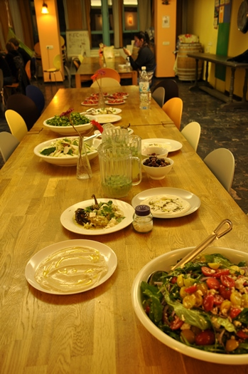 Israelsk kokkekursus