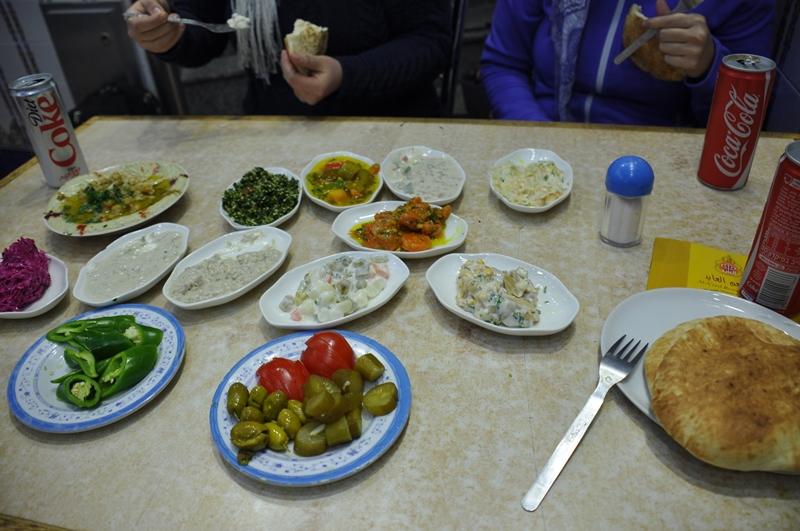 Arabisk frokost