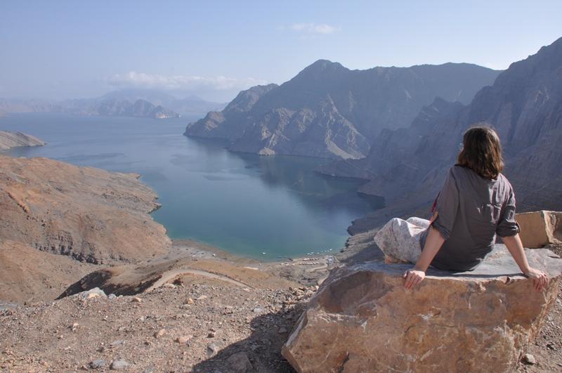 Den smukkeste udsigt i Oman