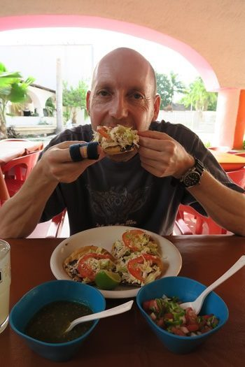 Rasmus guffer lækre tacos