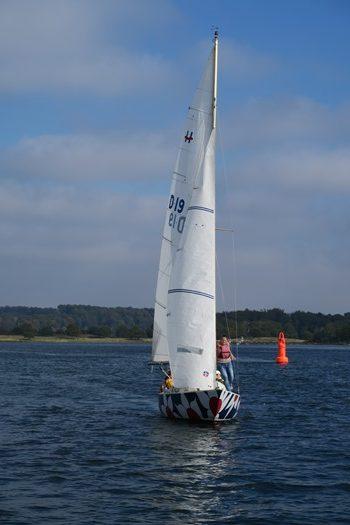 Sejlbåden Aida