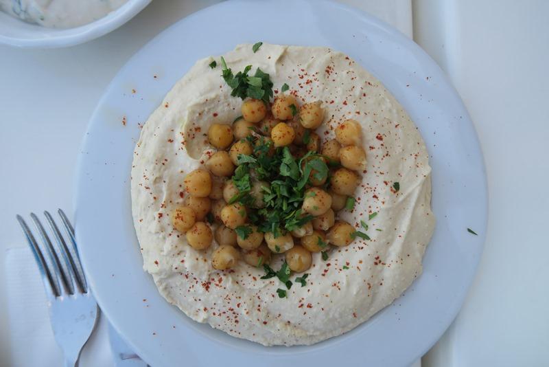 Lækker humus