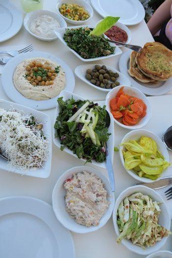 Libanesisk måltid