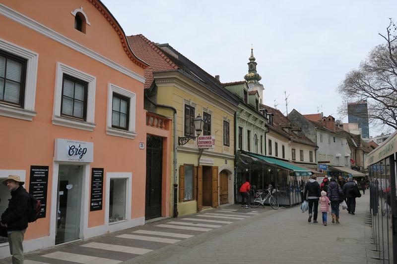 Tkalcicevagaden i Zagreb