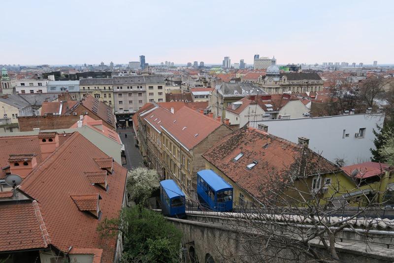 Kabelbane i Zagreb