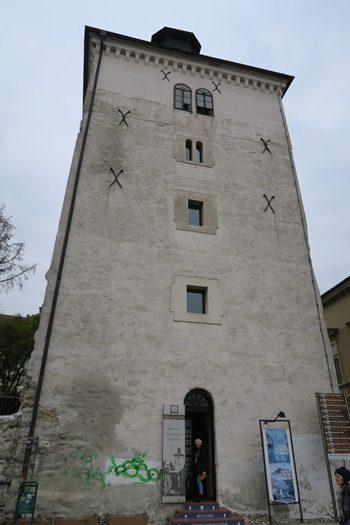 Krudttårnet i Zagreb