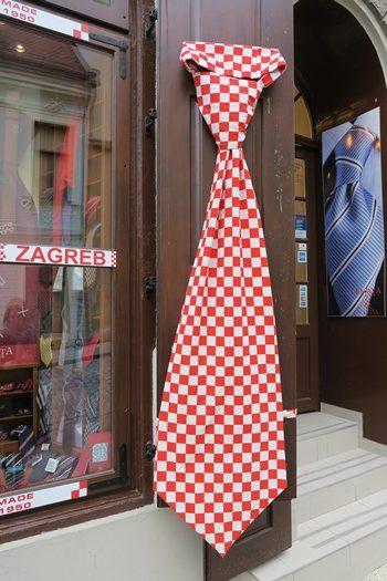 Kroatien er kendt for at have opfundet slipset