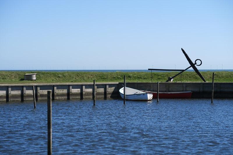 Lundehøje havn på Lolland