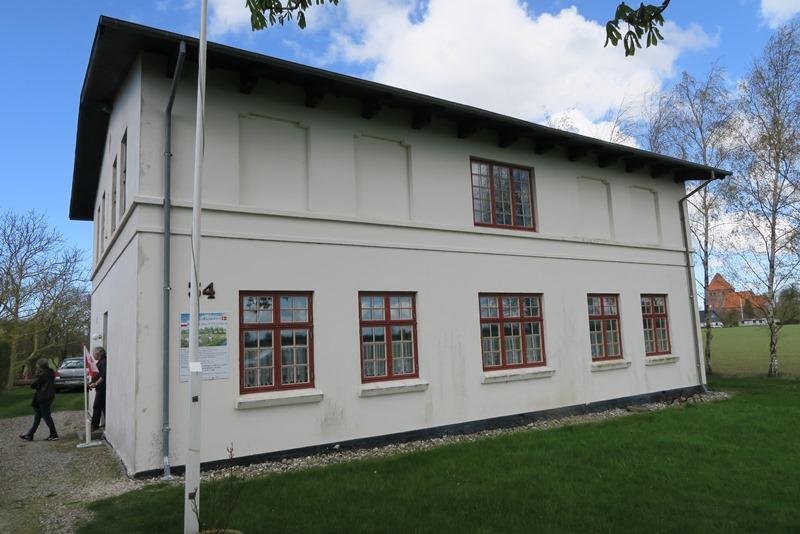 Polakkassernen på Lolland