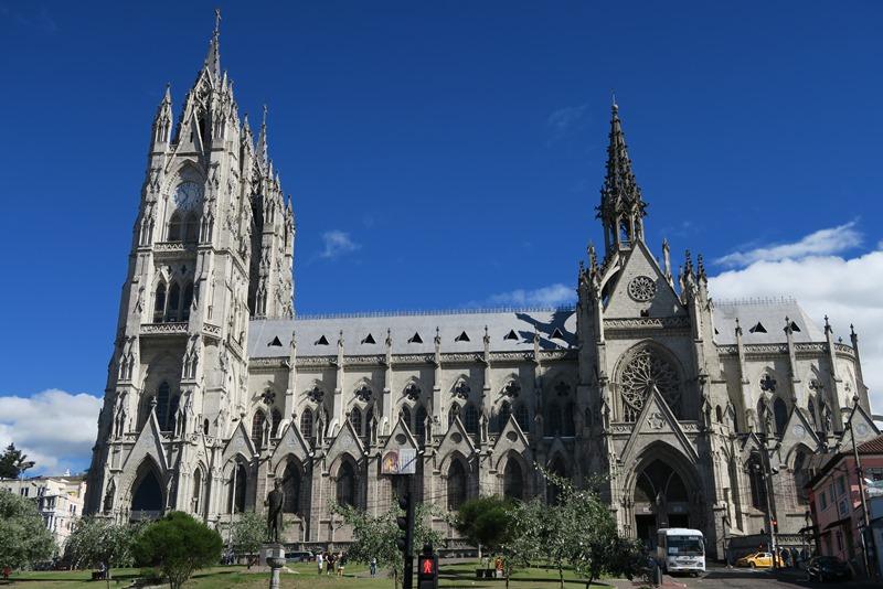 Katedralen i Quito