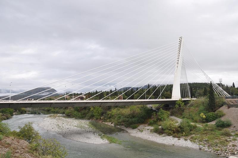 Millennium Bridge i Montenegro