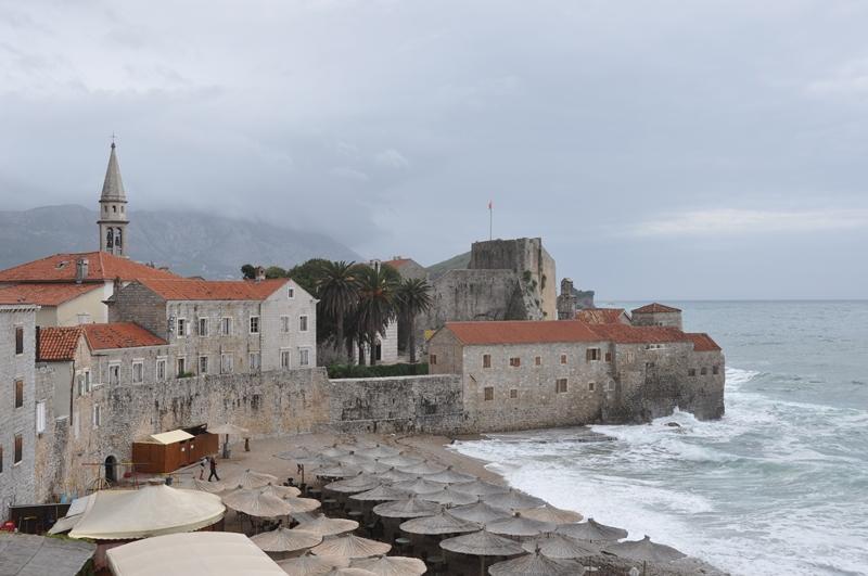 Budva i Montenegro
