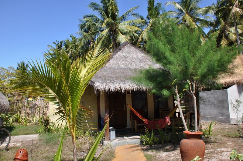 Vores hytte på Orong Villages