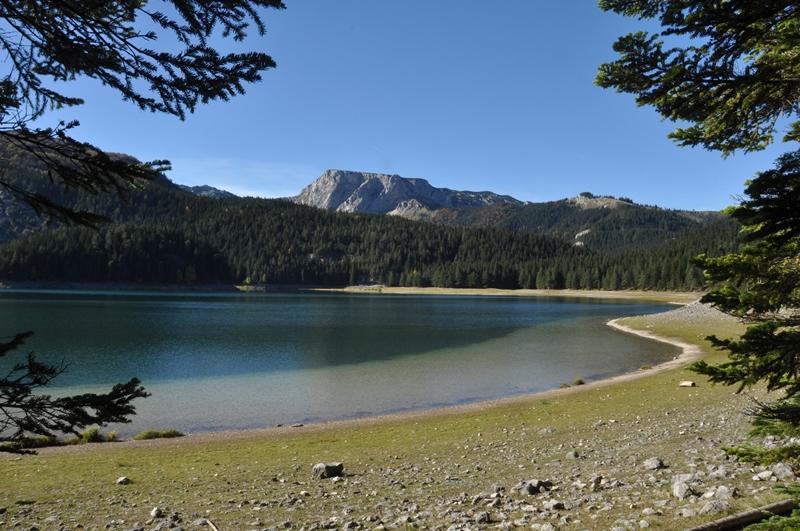 Durmitor Nationalpark i Montenegro