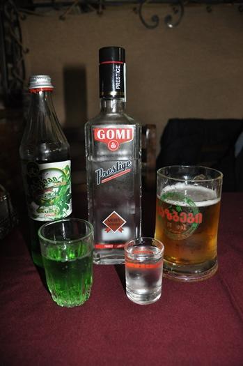 Drikkelse i Georgien