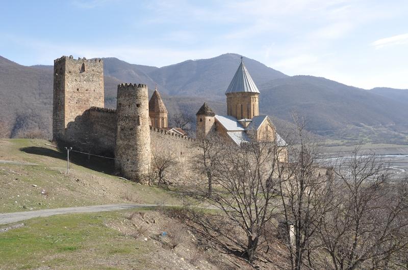 Ananuri Monastery Georgien