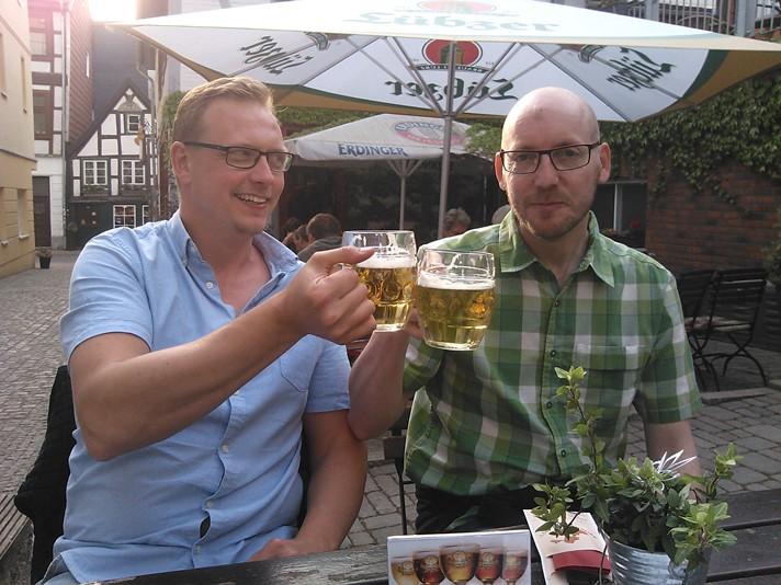hygge i Schwerin