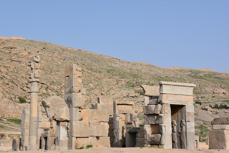 Oldtidsbyen Persepolis