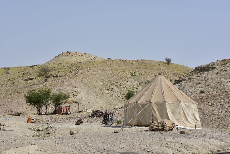 Mobil skole til nomadebørn