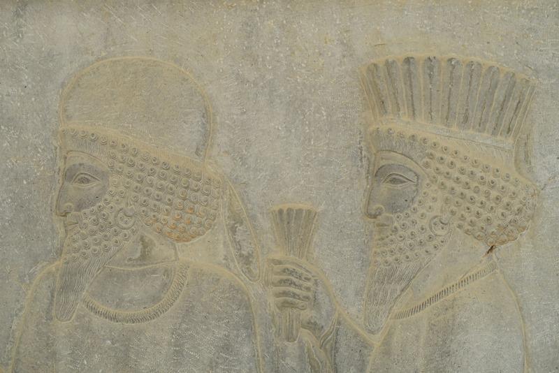 De 23 nationer ved Persepolis