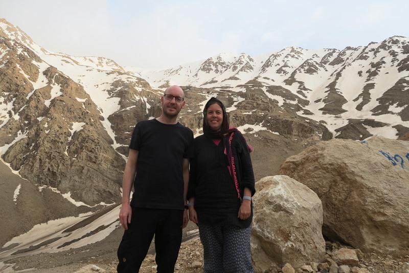 Two Danes On Tour i Zagrosbjergene