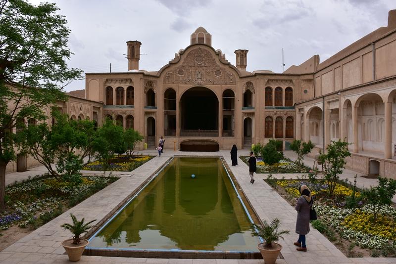 Haven i Boroujerdi i Kashan i Iran