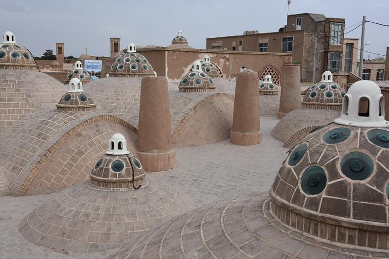 Badhus i Kashan i Iran