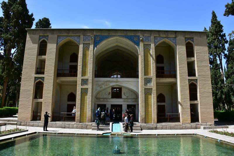 Fin Garden i Kashan