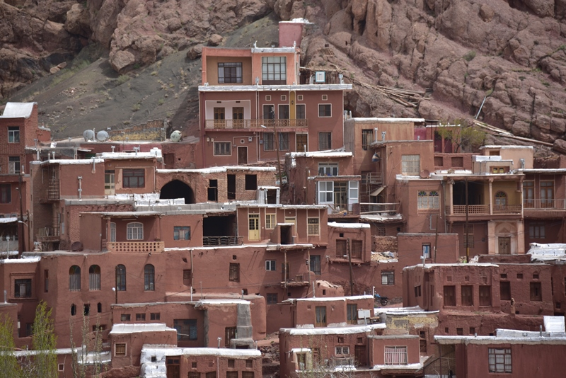 Abyaneh i Iran
