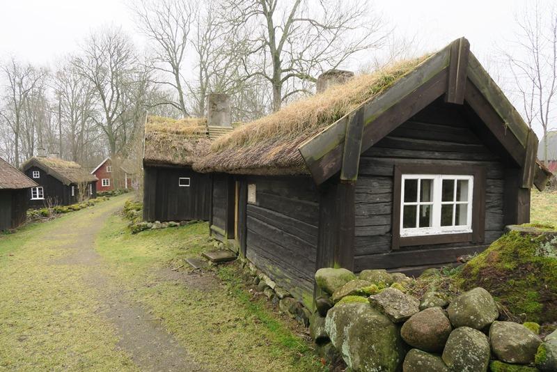 Frilandsmuseum i Åsle Tå