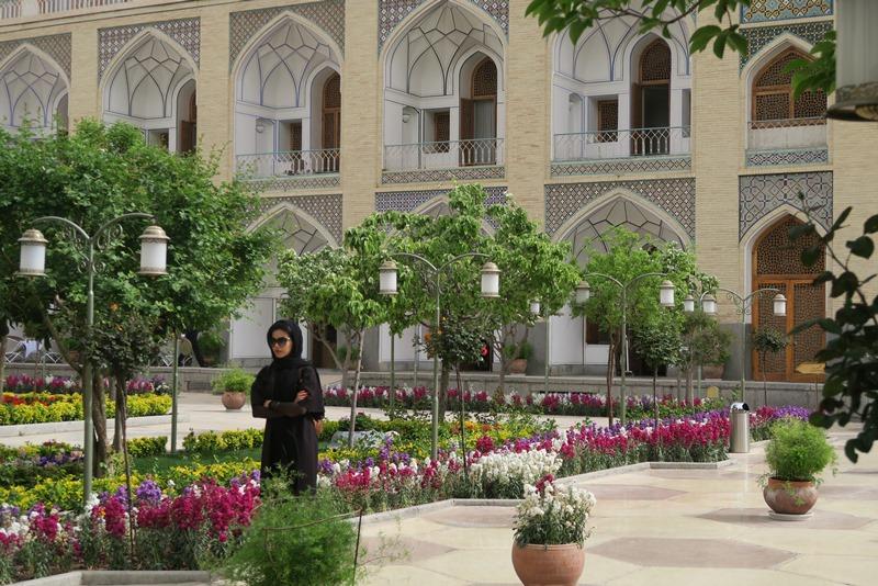 Abbasy hotel i Isfahan