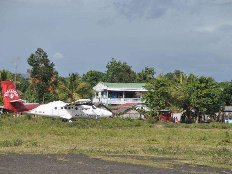 Fly i Mananara