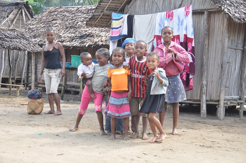 Flere venner i Madagaskar