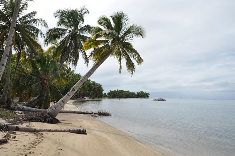 Fin strand ved Mananara