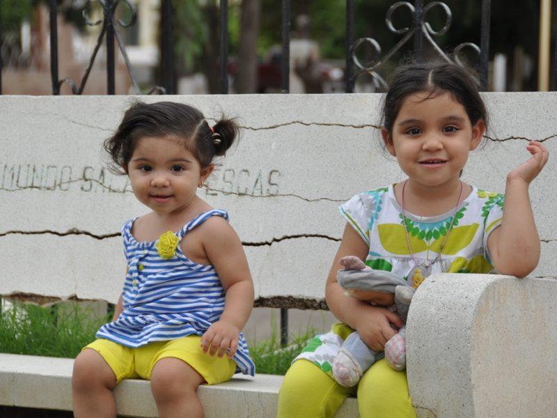 Vores to niecer fra Hermosillo