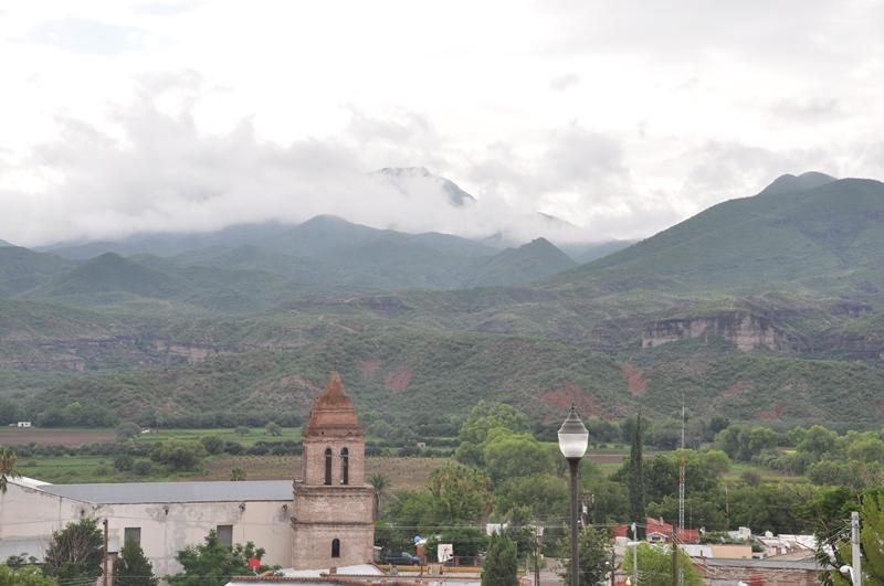Arizpe i det nordlige Mexico