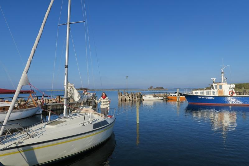 Besøg smukke Hjortø med det nye ø-pas