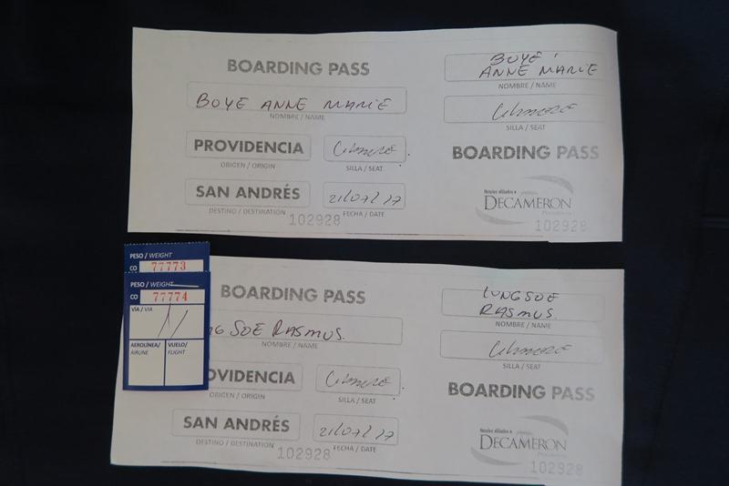 De vigtigste oarding pass