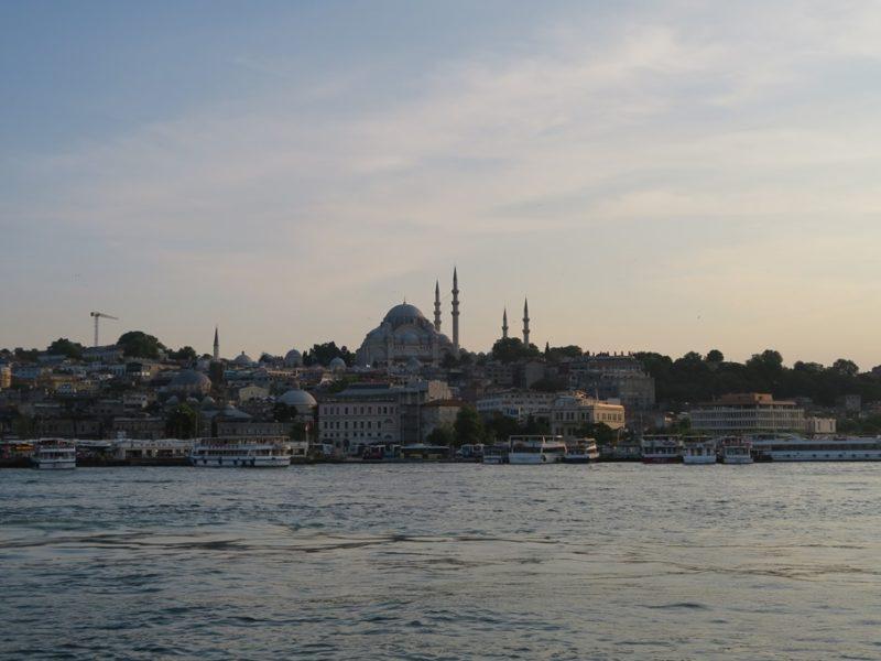 Flotte Istanbul