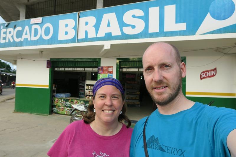 Two Danes i Brasilien