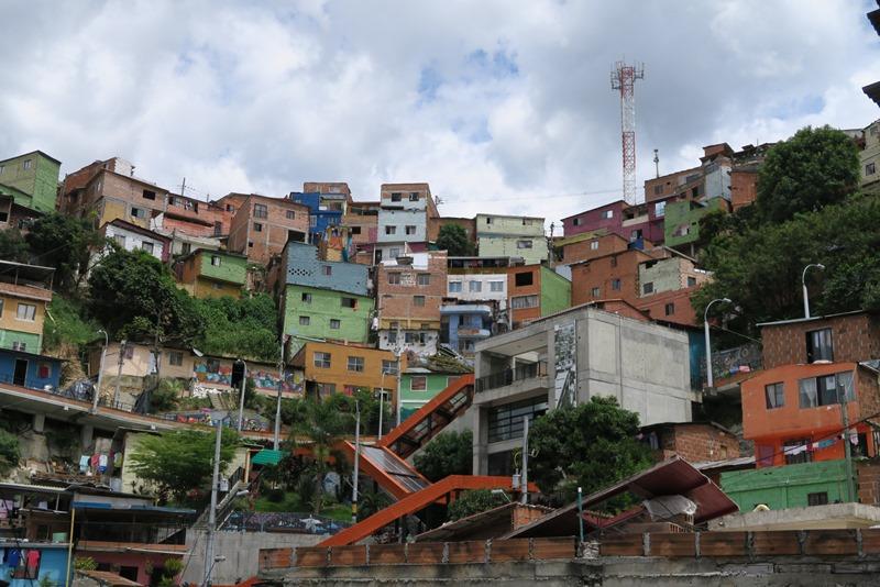 Comuna13, Medellin, Colombia
