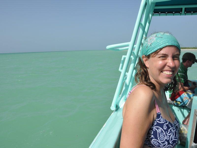 Bådtur fra Holbox for at se hvalhajer